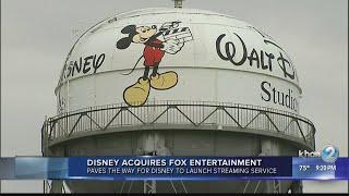 Disney closes deal on Fox entertainment