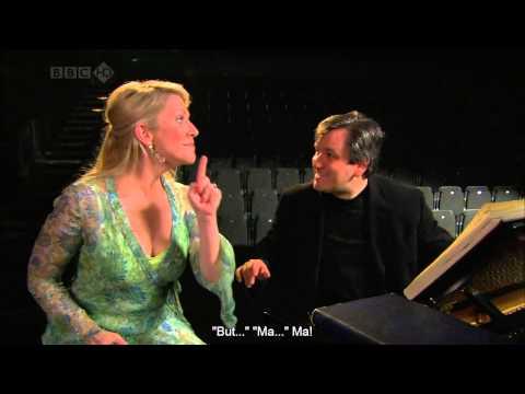 Rehearsal - DiDonato, Pappano - Rossini - Il barbiere di Siviglia - 'Una voce poco fa'