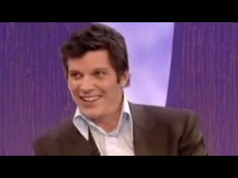 Nigel Harman interview - Parkinson - BBC