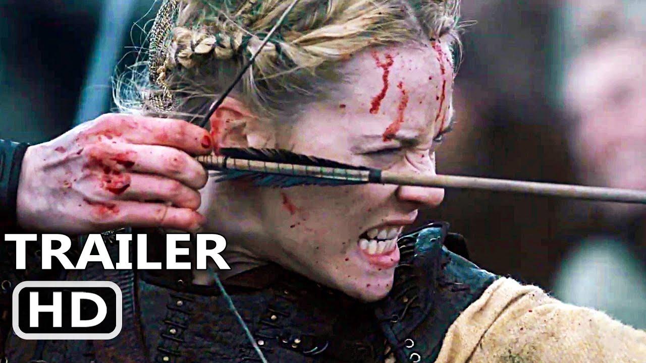 VIKINGS Season 6B Official Trailer (2020) Final Season