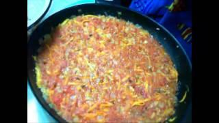 Перец фаршированный мясом и рисом(Как просто приготовить перец фаршированный мясом и рисом, очень вкусный рецепт, не пожалеете. Подробнее..., 2012-09-06T19:19:37.000Z)
