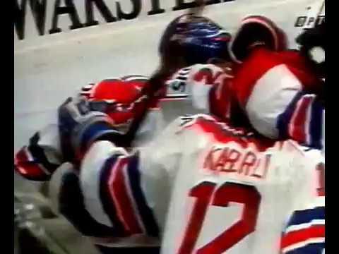 World Ice Hockey Championship 1996 Final: Canada vs Czech Republic