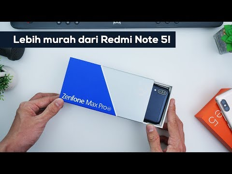 Image of Rp2.199 JUTA!!! Unboxing Asus Zenfone Max Pro M1 Indonesia!