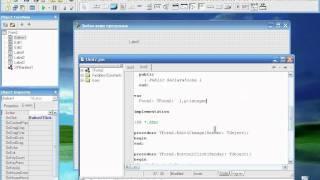 Создание логина и пароля программы в Delphi 7