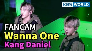 Video [FOCUSED] Wanna One's Kang Daniel - Boomerang [Music Bank / 2018.04.06] download MP3, 3GP, MP4, WEBM, AVI, FLV April 2018