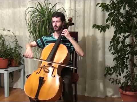 Bach-Suite nº 3- Preludio