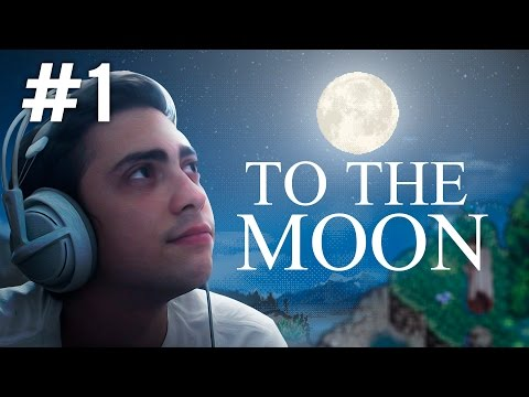 TO THE MOON - VAMOS CHORAR ;-; - Parte 1