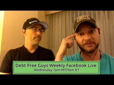 Debt Free Guys - #DFGLive - 5 Ways to Change Your Life