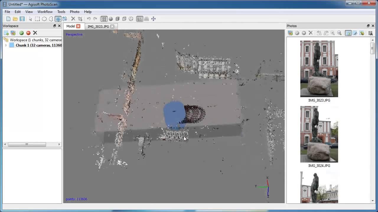 descargar programa agisoft photoscan