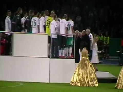 dfb pokal finale 2009