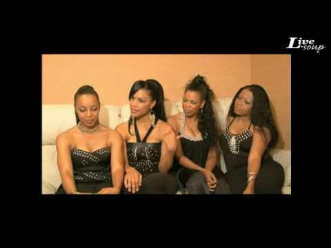 En Vogue 20th Anniversary Tour @ Billbord Live Tokyo - Back Stage Interview