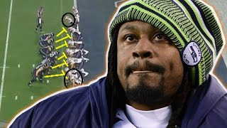 Would running the ball have been the better move for the Seattle Seahawks?