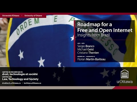 Roadmap for a Free and Open Internet: Insights from Brazil   22.11.2016