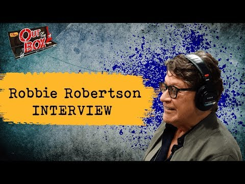 """Robbie Robertson Says His Career Has """"Magically"""" Come Full Circle This Year 