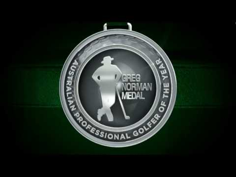 2016 Greg Norman Medal