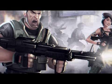 Global Warfare Facebook: Opening Cinematic Trailer