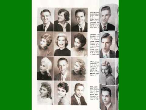 Vincennes, Indiana Lincoln High School Class 1959 Yearbook Pictures.