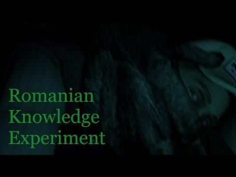 Romanian Knowledge Experiment [SFM Creepypasta]