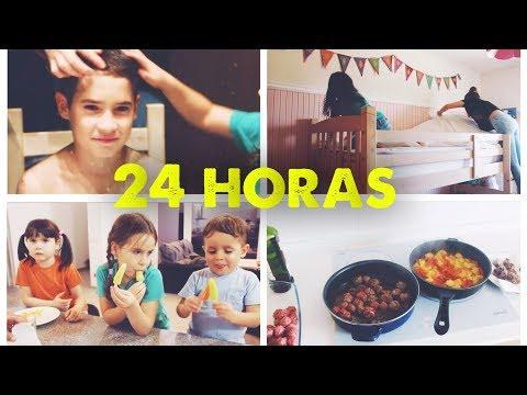LA LÍO con el CORTAPELO 😱 CUMPLEAÑOS Aimar + Julen NOS SORPRENDE GRABANDO / VERDELISS 24h #ad