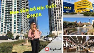 Cuộc Sống Ở Mỹ: Mua Sắm Đồ Nội Thất Ở Ikea