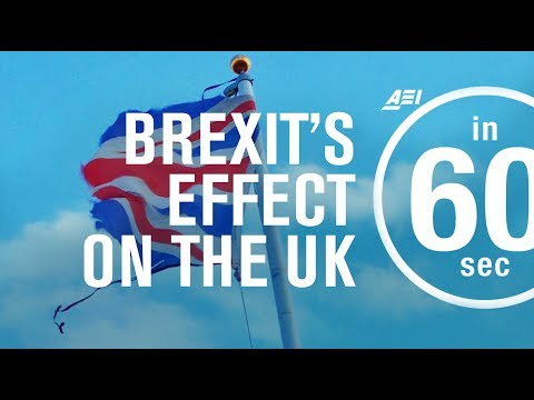 How will Brexit affect the UK? | IN 60 SECONDS