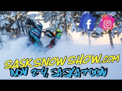 2018 Sask Snow Show