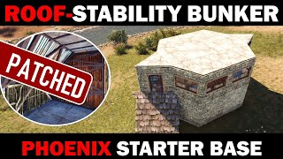 NO BP Solo/Duo/Trio Starter Base (33-60 Satchels) with Novel Stability Bunker