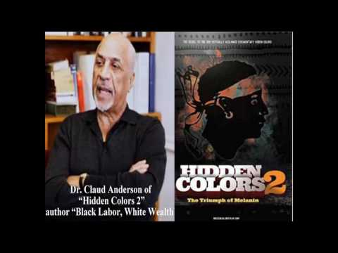 Dr. Claud Anderson Interview - The Black Agenda 2017 In The Trump Era - Michael Imhotep