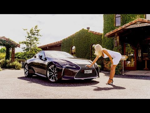 2018 Lexus LC500 Review and Test Drive - The Open Road