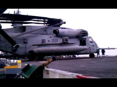 Marine Corps Ship Life Pt. 2 - DelandoBrad