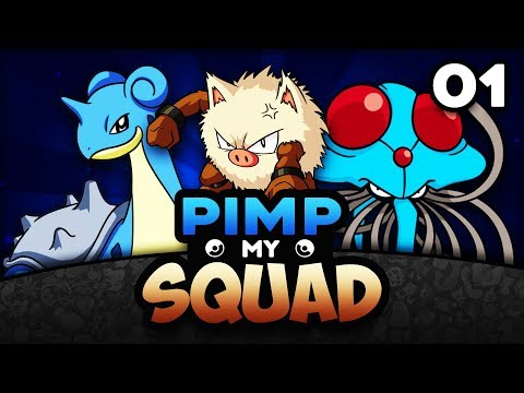 PIMP MY SQUAD w/ Emvee: Ep. 01 - By The Power AVested In Me