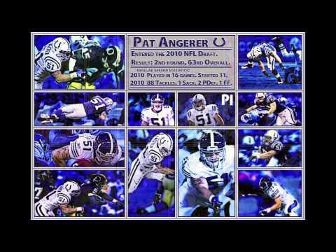Pat Angerer [#82] (Pro Interviews)