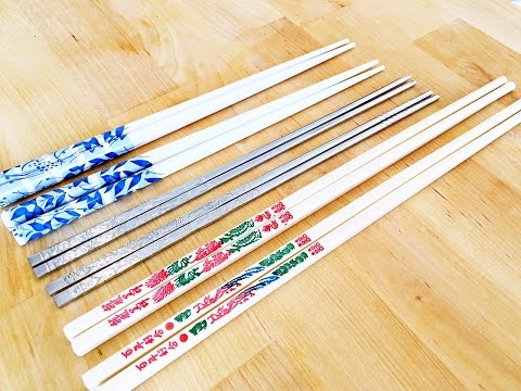 3個國家的筷子禮儀:中國VS韓國VS日本 【美食天堂 CiCi's