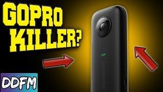 Better Than GoPro Hero 7?!? InstaONE360X Impressions