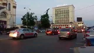 Екатеринбург громко отметил победу сборной России