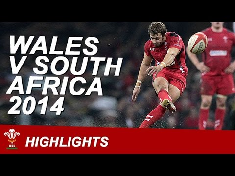Wales Vs South Africa