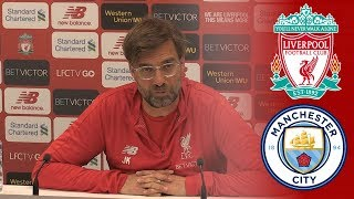 Man City Champions League defeat - Klopp quizzed on the impact it will have