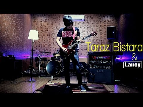 Taraz Bistara with Laney Amplifier - Hancurku