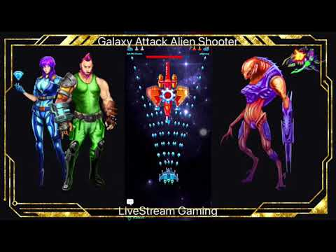 #12Sep2021 LIVE Friendly Battle | ALIEN SHOOTER | best space ARCADE Shoot'up GAME Galaxy Attack |
