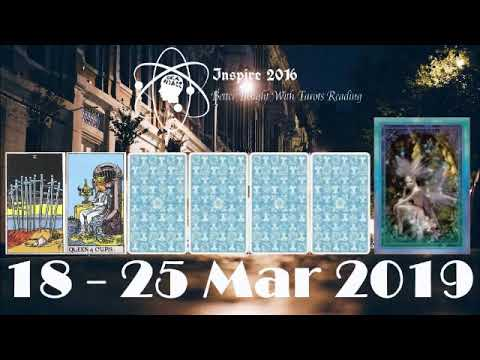capricorn weekly tarot video
