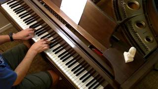 Larkrise to Candleford Theme Song - Piano Music