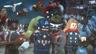 LEGO Avengers Endgame Avengers Assemble
