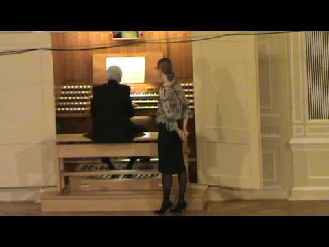 The Official Inauguration of the organ in Saint Petersburg Conservatory (5)