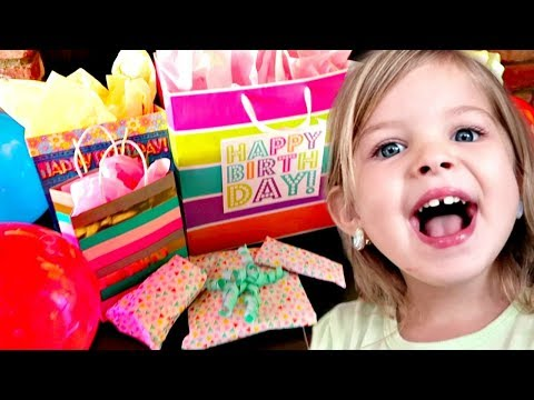 🎂LAURA'S 4 YEAR OLD BIRTHDAY SPECIAL