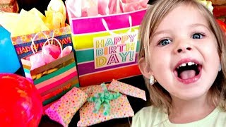 One of J House Vlogs's most viewed videos: LAURA'S 4 YEAR OLD BIRTHDAY SPECIAL