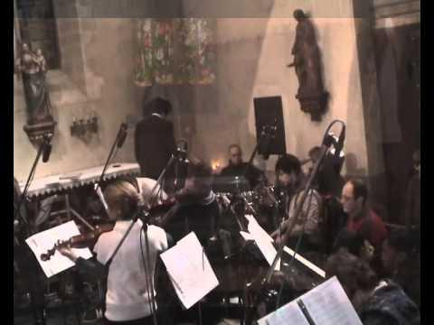 Allegro de la Sonate en Sol Majeur pour deux violons, G.P. Telemann (27 novembre 2011)