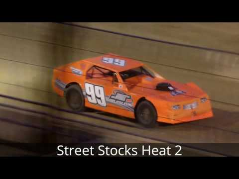 Little Valley Speedway Street Stock Heat Races 7-1-16