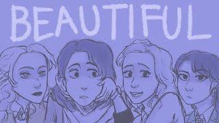Beautiful - Heathers Animatic