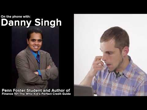 danny-singh's-interview-with-penn-foster-college