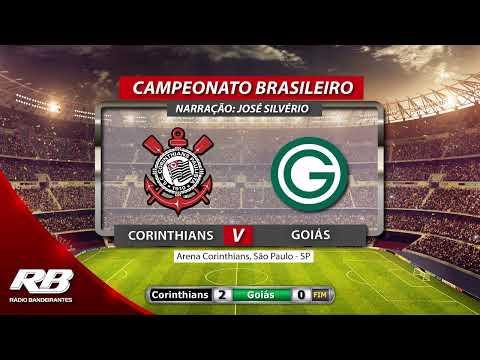 Campeonato Brasileiro - Corinthians X Goiás - 07/08/2019 - AO VIVO